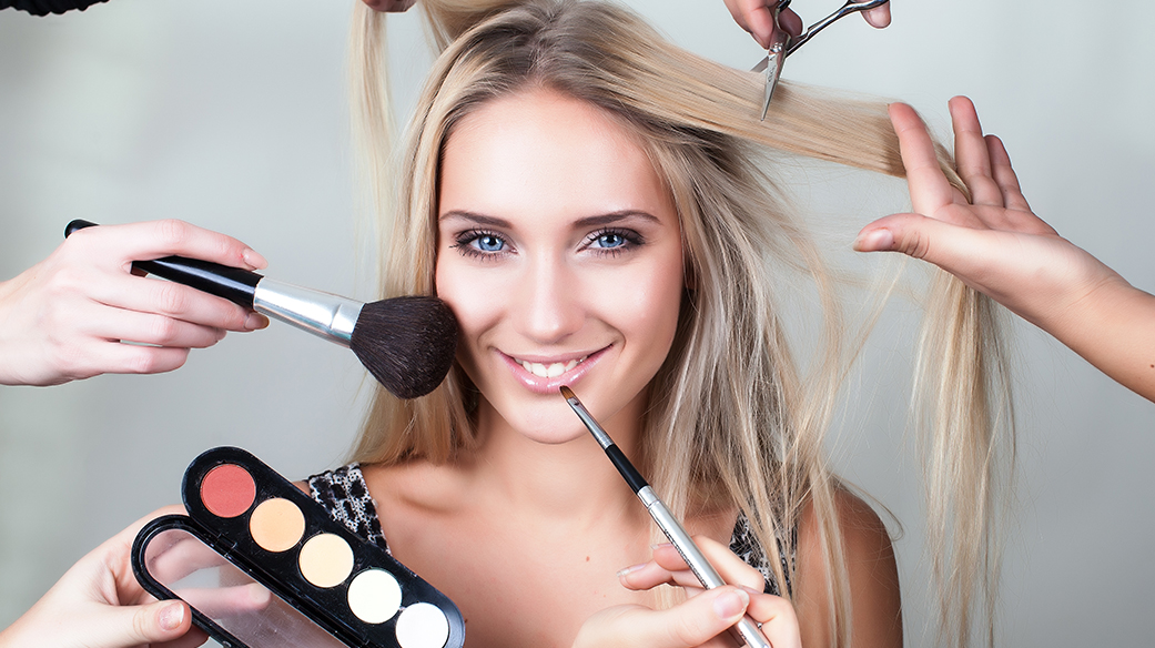 Hair, Beauty and Make Up Package
